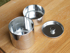 Round Tin Can by SyuRo at OEN Shop