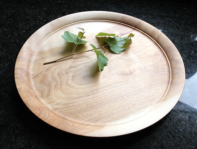 Cherry Decorative Tray by Mutsumi Goto at OEN Shop