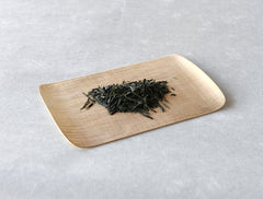 Flat Brass Tray by Yuta Craft at OEN Shop