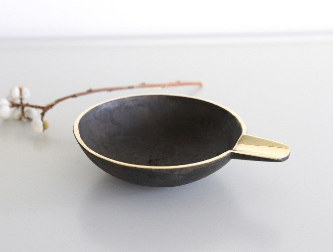 Circle Ashtray by Carl Auböck at OEN Shop