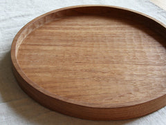 Medium Round Tray by Warang Wayan at OEN Shop