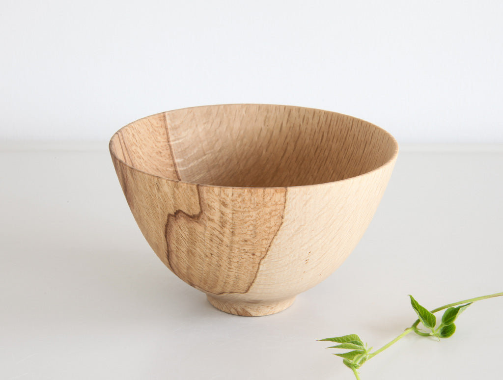 Kashiwan Bowl U Type by Kihachi Workshop at OEN Shop