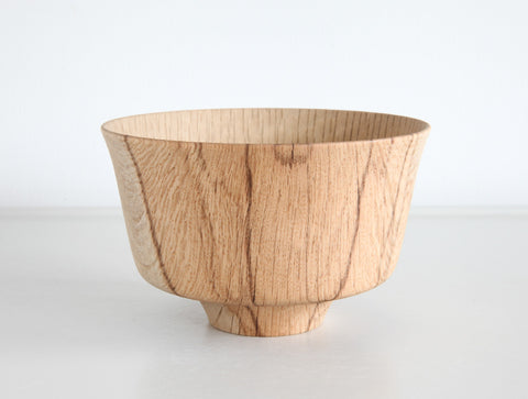 Kashiwan Bowl Y Type by Kihachi Workshop