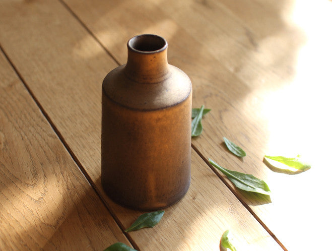 Shaped Bottle Vase