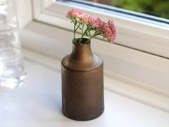 Shaped Bottle Vase by Kana Tozuka at OEN Shop