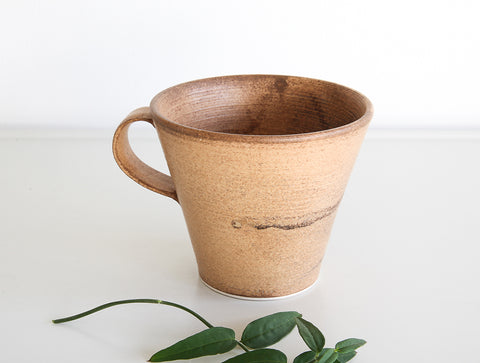 Cocoa Tall Mug by Inima Pottery