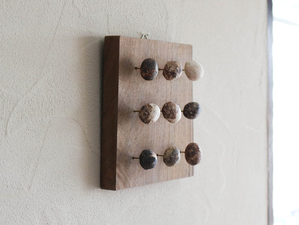 Clay Pieces Wall Decoration