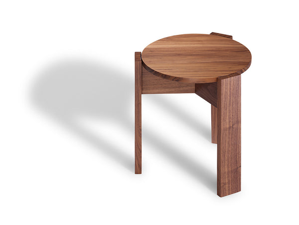 Kino Stool Walnut