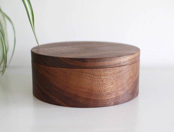 Walnut Container