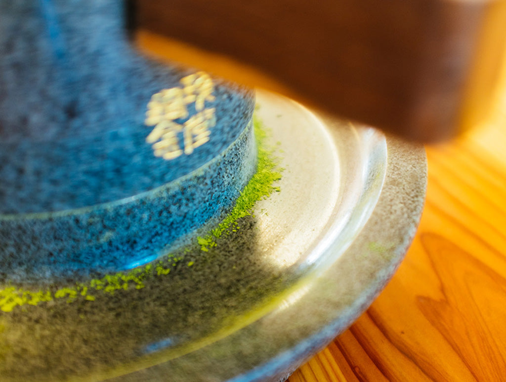Okumidori Matcha by d:matcha at OEN Shop