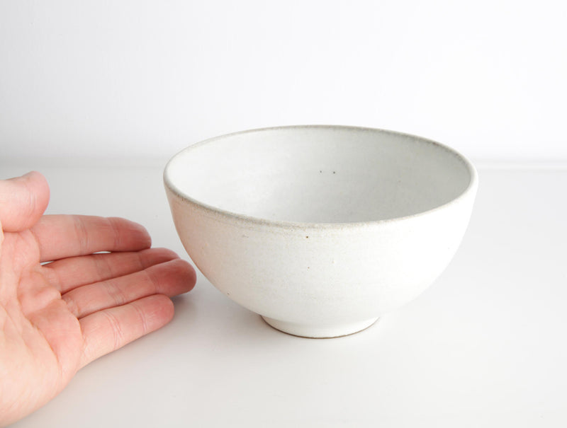 White Coated Bowl