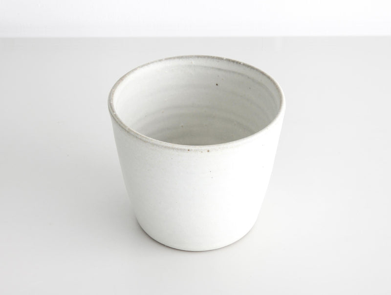 White Coated Beaker S