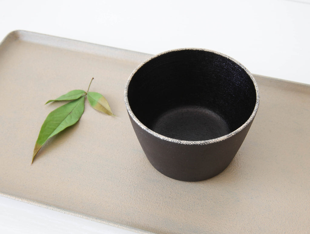 White Edge Cup by Fujii Works at OEN Shop
