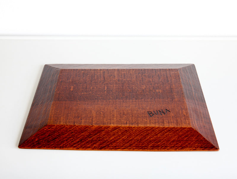 Medium Buna Square Tray