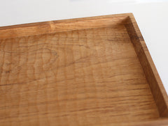 Rectangle Wooden Tray by Warang Wayan at OEN Shop
