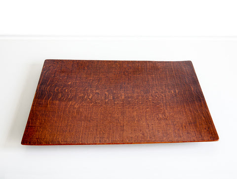 Medium Buna Square Tray by Dairoku