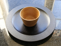 White Lacquer Cup by Fujii Works at OEN Shop