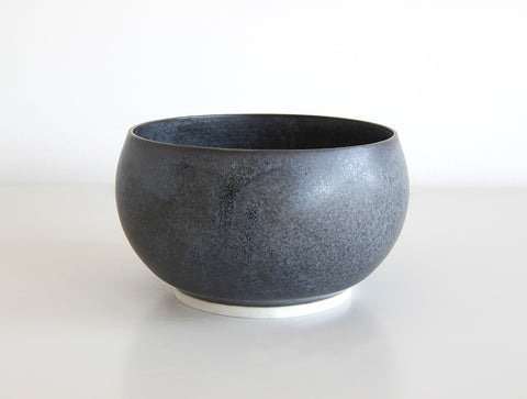 Blue Zen Bowl by Mark Robinson