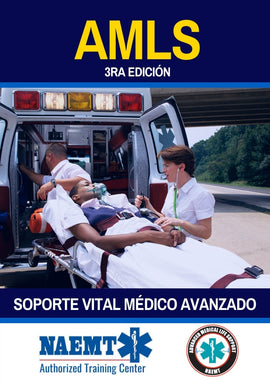 "AMLS 3ra edición ""Advanced Medical Life Support"" 