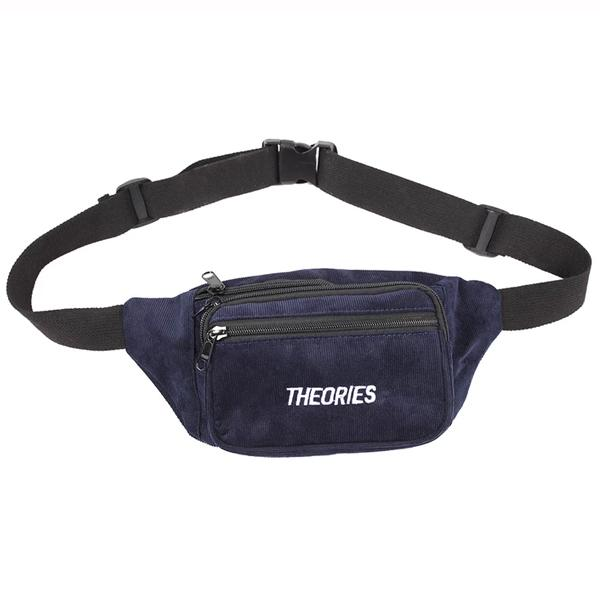 Theories - Stamp Day Pack Navy Corduroy