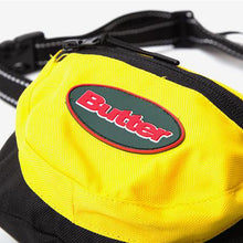 Load image into Gallery viewer, Butter Goods Trail Hip Pack Black / Yellow