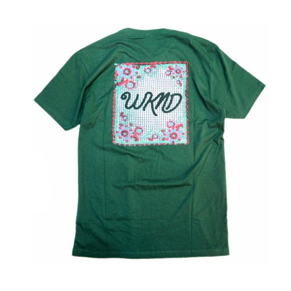 WKND- Doily Tee Forest