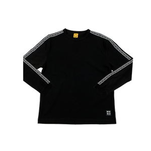 WKND - Flip The Script L/S Top Black S