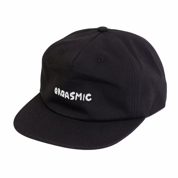 Pass~Port - Orgasmic 5 Panel Cap Black