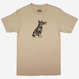 Passport - Doggo Tee - Sand