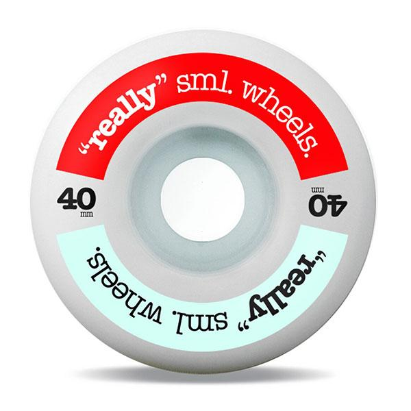 Sml - Really sml. Wheels *** RED/ SKY 99a Wheel