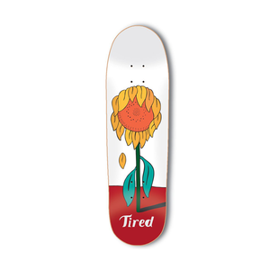 Tired Sunflower Mark Deck