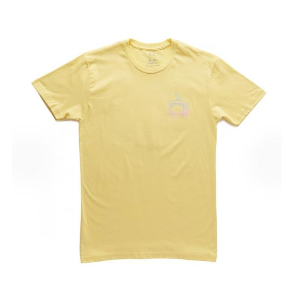 WKND - Gradient Tee Soft Yellow