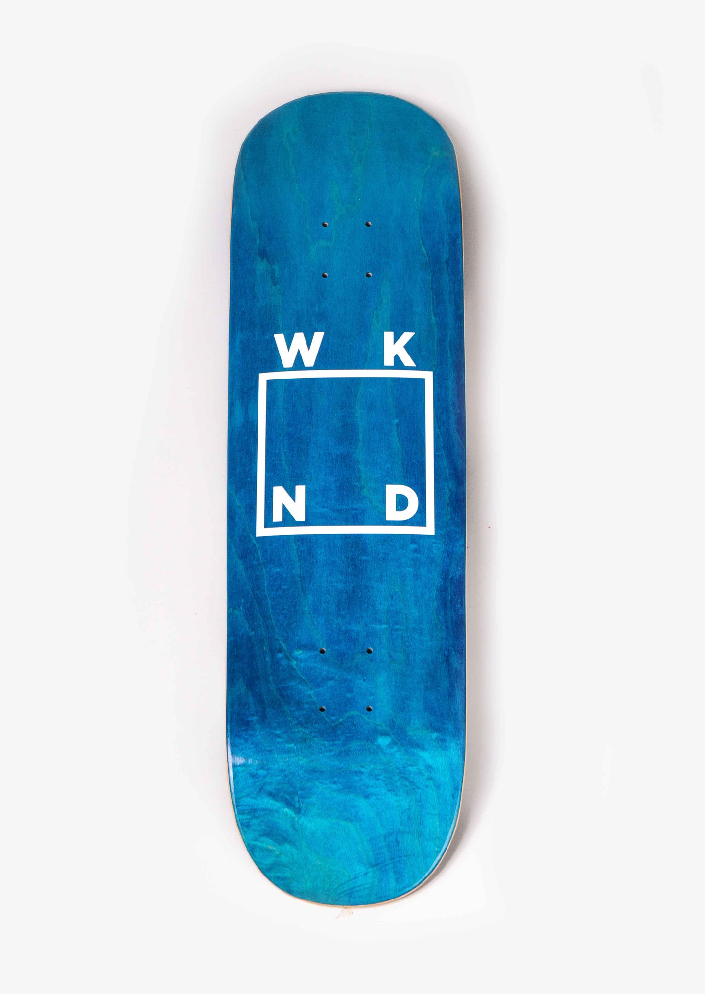 WKND - Logo Deck - Assorted Veneers Deck