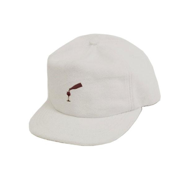 Wine~Time Cap White