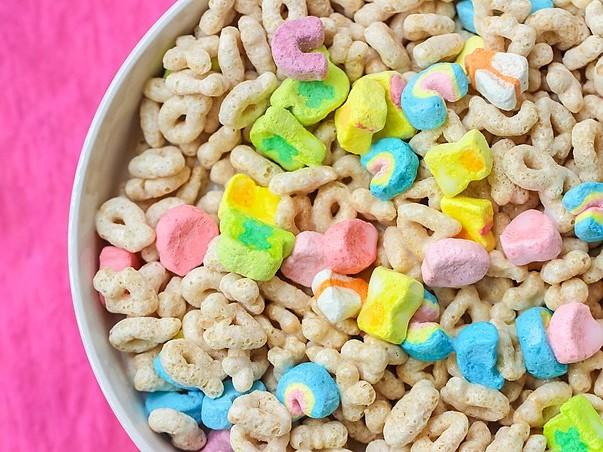 [Video review] Lucky Charms: i cereali americani con marshmallows