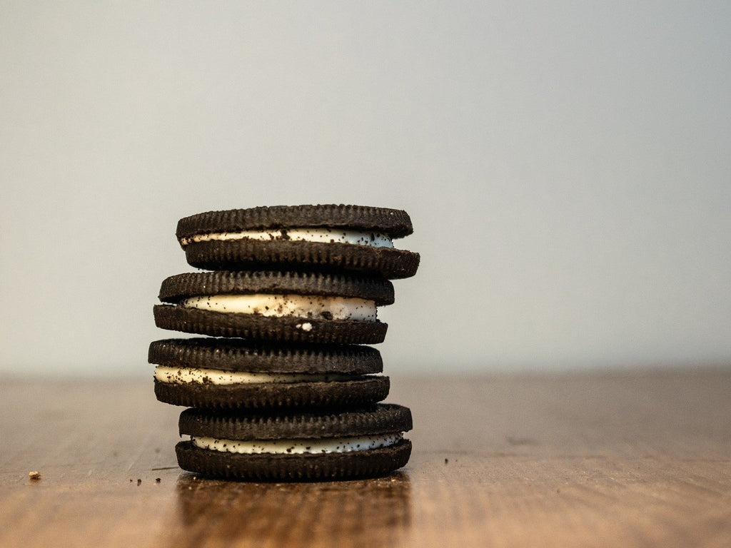 5 Snack che contengono Oreo all'interno