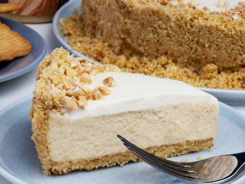 Cheesecake peanut butter