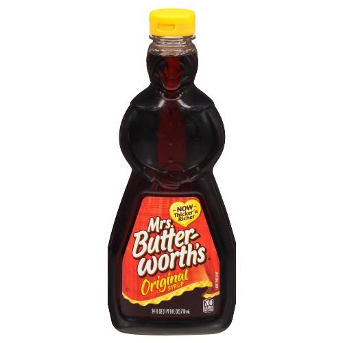Mrs. Butterworth's Original Syrup, topping per pancakes da 355 ml (1954212249697)
