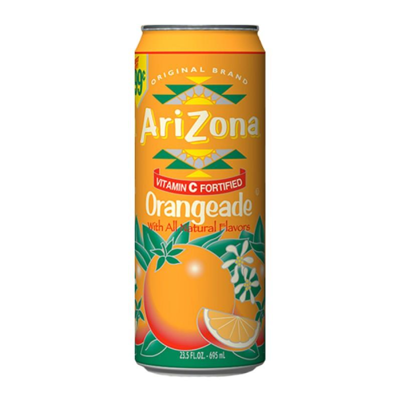 Arizona Orangeade, tè freddo all'arancia da 680 ml (2083126378593)