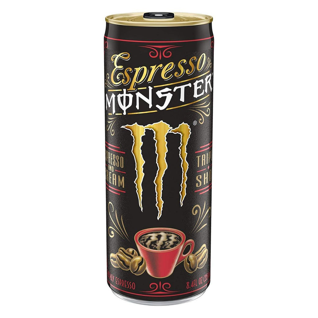 Monster Espresso Energy Coffee, bevanda energetica al caffè espresso da 250ml (3827036291169)