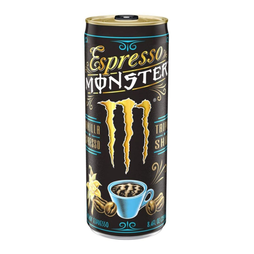 Monster Espresso Energy Vanilla