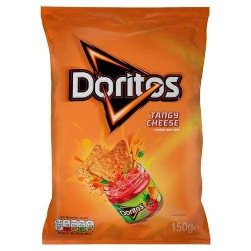 Doritos Tangy Cheese Big Pack