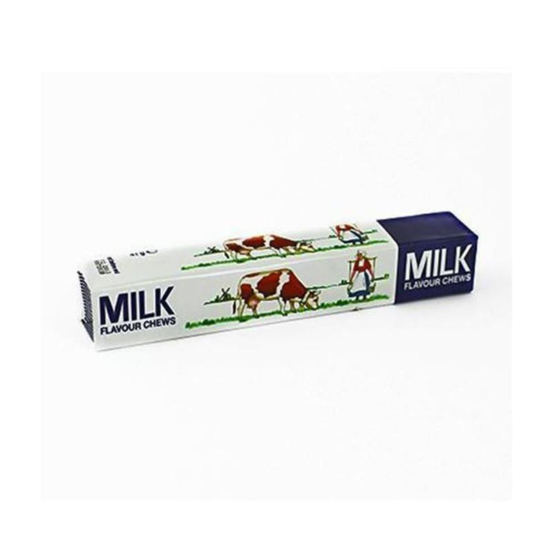 Milk Flavour Chews, chewing gum al latte da 41g (1954236989537)