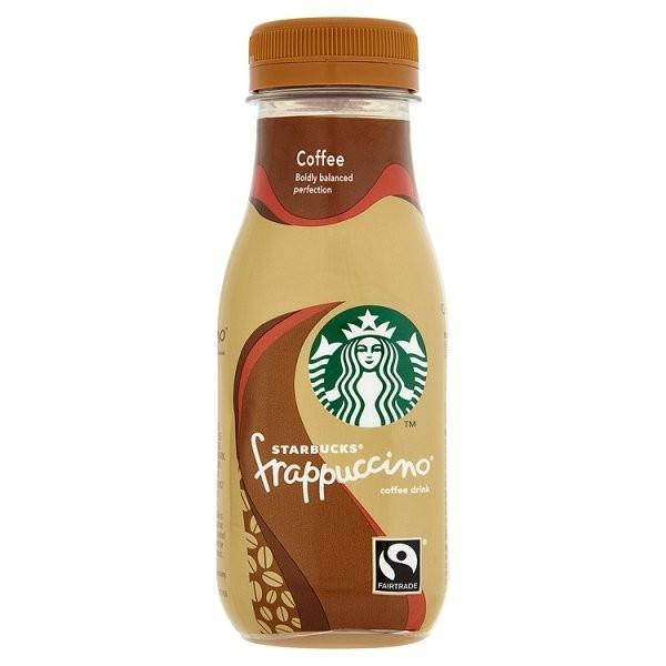 Starbucks Frappuccino Coffee, bevanda analcolica al caffè da 250 ml (1954239086689)