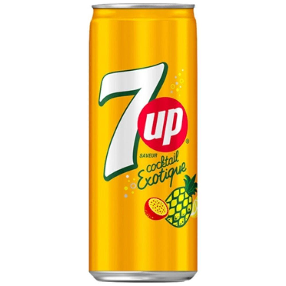 7 Up Cocktail Exotic 330ml