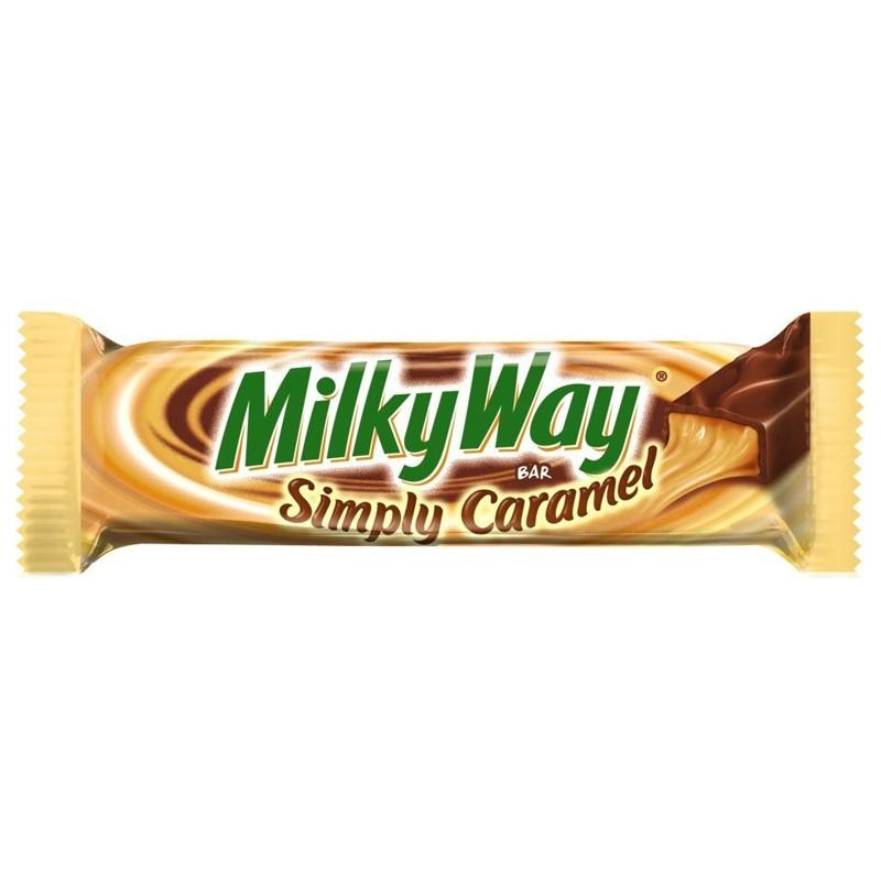 MilkyWay Simply Caramel Bar
