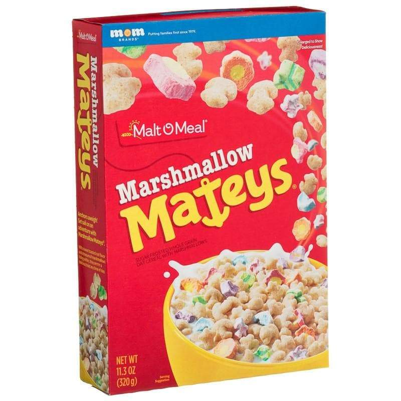 Mateys Malt O Meal Marshmellow