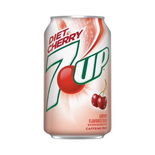 7 Up Diet Cherry