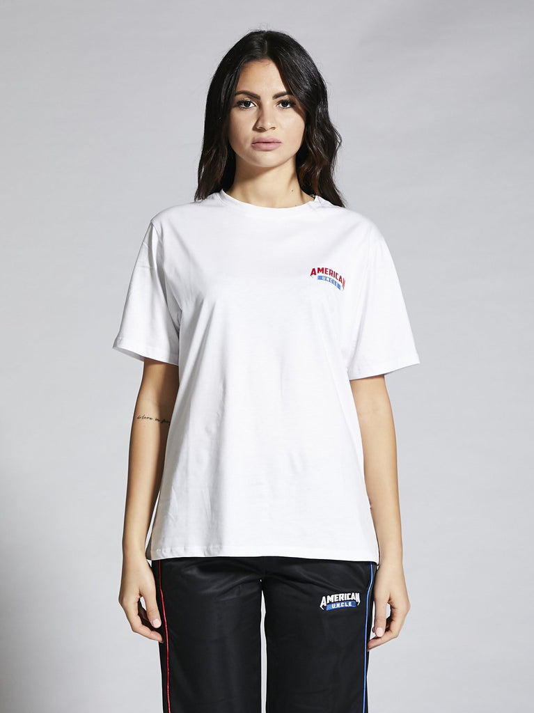 AU American Sports, Tshirt regular, Donna, 5 colori