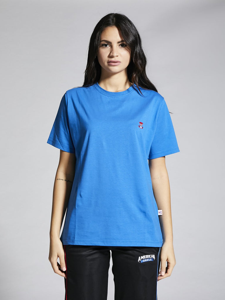 AU Basic, Tshirt regular, Donna, 5 colori (4381899128929)